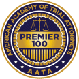 American Academy of Trial Attorneys Premier 100 2015